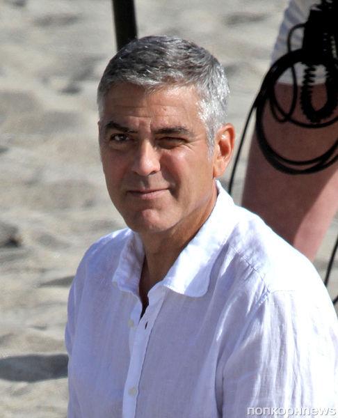 Пес Джорджа Клуни провел день в спа