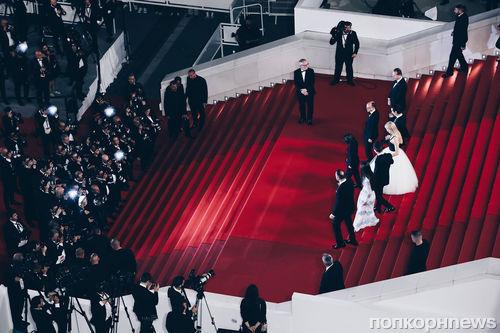Смотрите эксклюзивную трансляцию церемонии закрытия 71-го Каннского международного кинофестиваля  на телеканале «Кино ТВ»