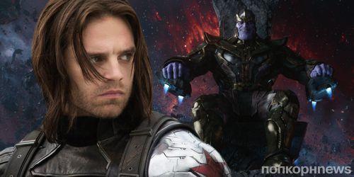 """Видео: Себастиан Стэн тренируется к роли Баки Барнса в """"Мстителях: Война бесконечности"""""""