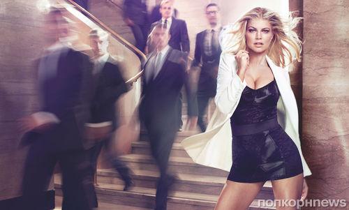 Ферги в рекламной кампании своего аромата Viva