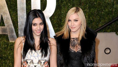 21-летняя дочь Мадонны дебютировала на подиуме