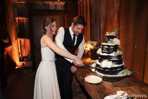 Хилари Суонк тайно вышла замуж: фото со свадьбы