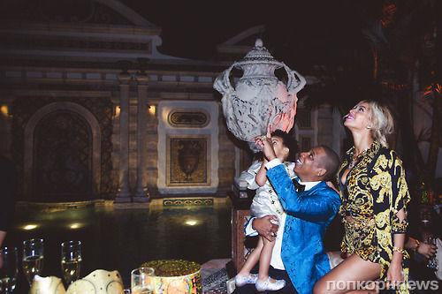 Бейонсе и Jay Z отпраздновали день рождения дочери