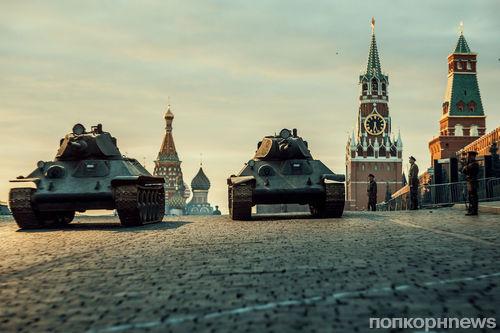 «Ленфильм-клуб» приглашает на спецпоказ фильма «Танки» в Санкт-Петербурге