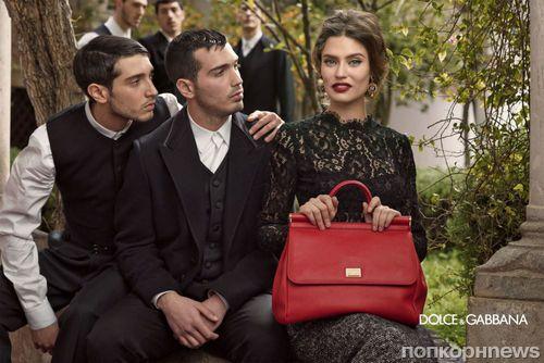 Рекламная кампании Dolce&Gabbana Осень 2013 / Зима 2014