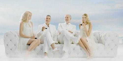 Джордж Клуни снялся в рекламе кофемашин Nespresso