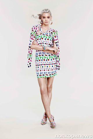 Круизная коллекция Versace for H&M