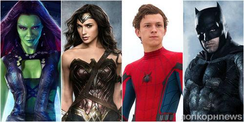 В 2019 году супергеройские блокбастеры будут выходить ежемесячно