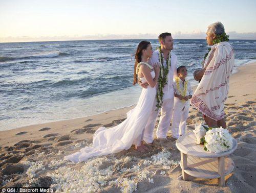 Свадебные снимки Меган Фокс и Брайана Остин Грина