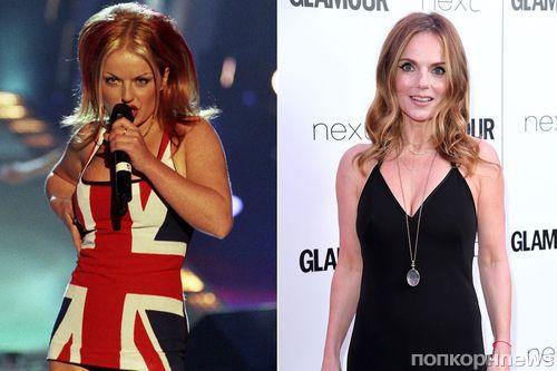 46-летняя звезда Spice Girls похвасталась фигурой, как у 20-летней