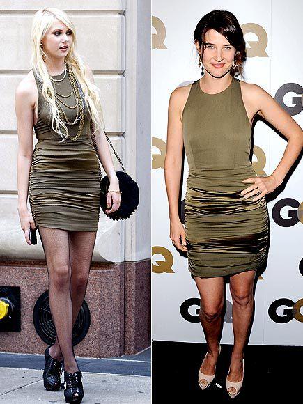 Fashion Battle: Тэйлор Момсен и Коби Смалдерс