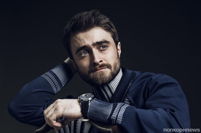 «Грязный Гарри»: Дэниел Рэдклифф в новом фотосете для Esquire