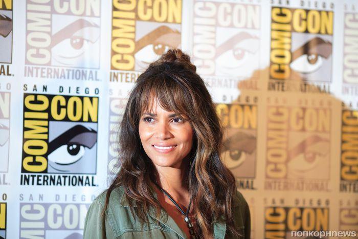 Comic Con 2017: Ченнинг Татум, Тэрон Эджертон и Холли Берри на презентации «Kingsman: Золотое кольцо»