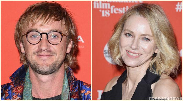 Наоми Уоттс и Том Фелтон привезли «Офелию» на кинофестиваль «Сандэнс»