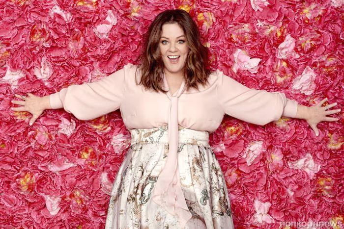 Мелисса МакКарти рассказала о своей модной линии plus-size: «Женщина не должна останавливаться»