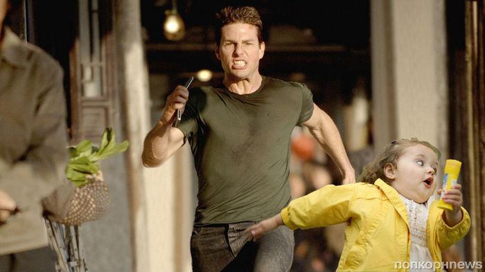 Неожиданное исследование: чем больше Том Круз бегает в фильмах, тем они лучше