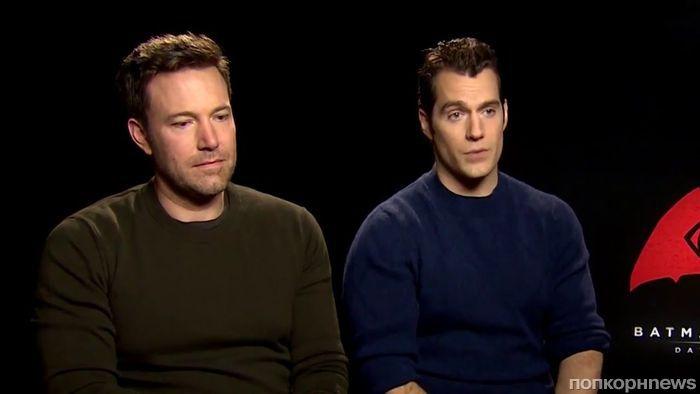 Ни Бэтмена, ни Супермена: Warner Bros откажется от Бена Аффлека и Генри Кавилла