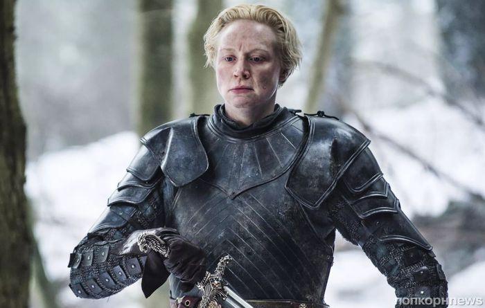 Гвендолин Кристи о роли Бриенны в «Игре престолов»: «Это самое невероятное, что со мной произошло за всю жизнь»