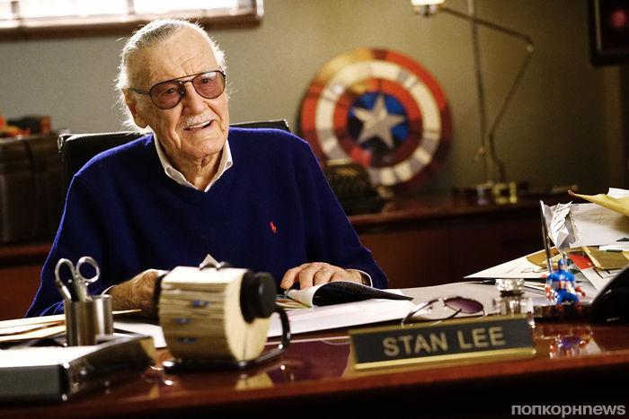Создатель супергероев Marvel Стэн Ли скончался на 96 году жизни