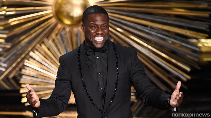 Официально: Кевин Харт будет ведущим «Оскара» 2019