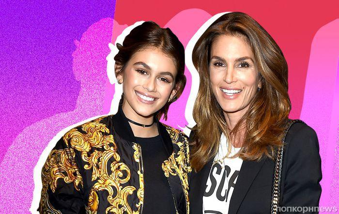 Синди Кроуфорд о модельной карьере 17-летней дочери: «Если бы я кому-то и купила обложку, то только себе!»