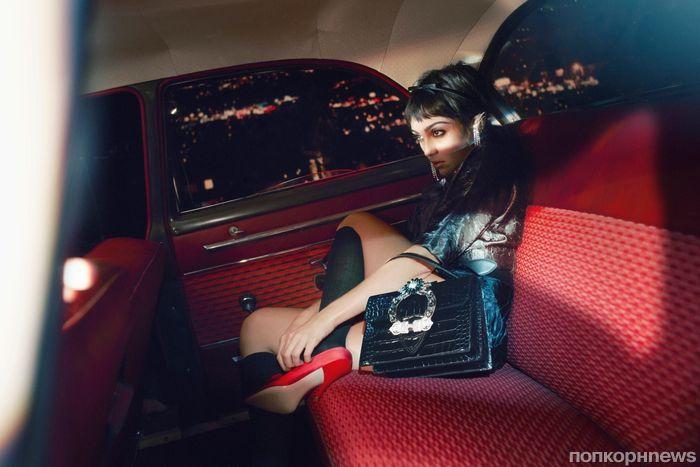 Новое поколение: дочки Мадонны и Умы Турман снялись в рекламной кампании Miu Miu