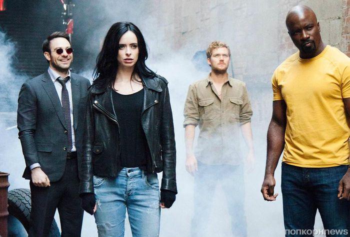 Netflix всё: «Карателя» и «Джессику Джонс» официально закрыли