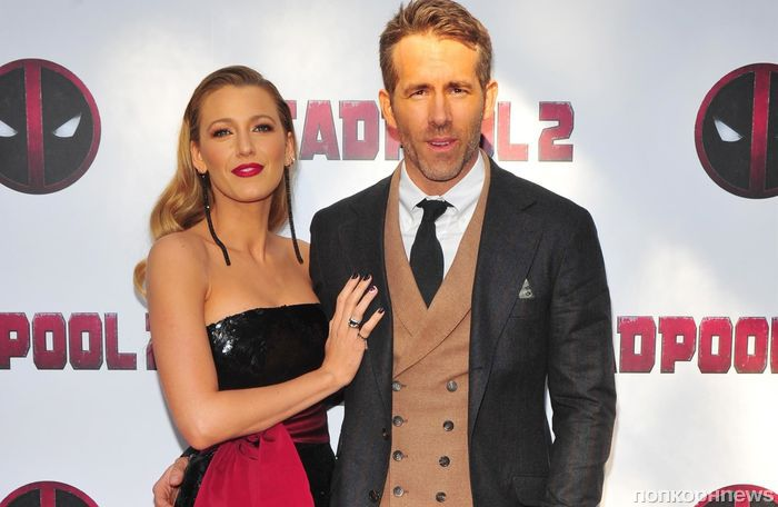 Фото: Блейк Лайвли поддержала Райана Рейнольдса на премьере «Дэдпула 2» в Нью-Йорке
