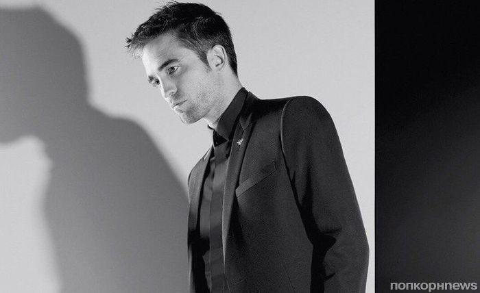 Фото: Роберт Паттинсон снялся в новой рекламной кампании Dior