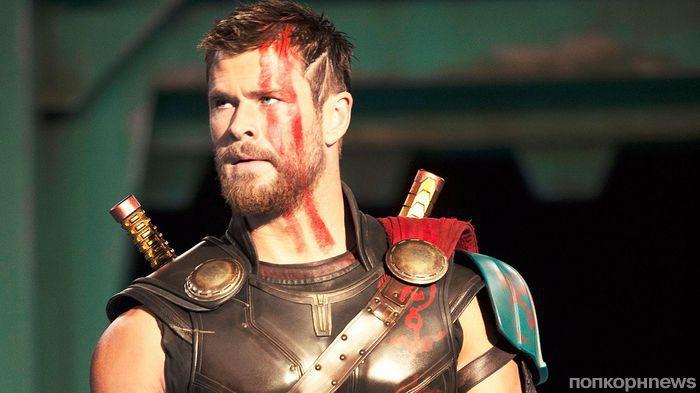 На съемках «Мстителей: Война бесконечности» раскрыли важный спойлер о «Тор: Рагнарек»