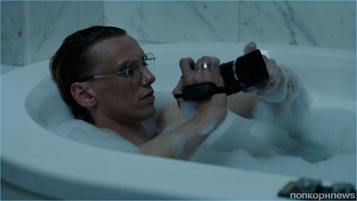 Звезда «Сумерек» Джейми Кэмпбелл Бауэр снялся в рекламе Fendi