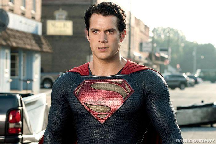 Генри Кавилл покидает DCEU и больше не будет играть Супермена