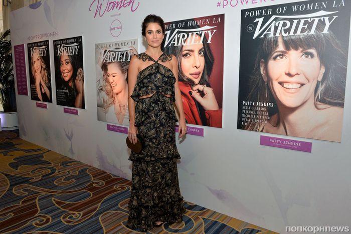 Никки Рид, Галь Гадот и другие звезды на приеме Variety Power Of Women