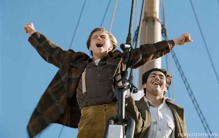 «Я – король мира»: как на самом деле снимали одну из самых знаменитых сцен «Титаника»