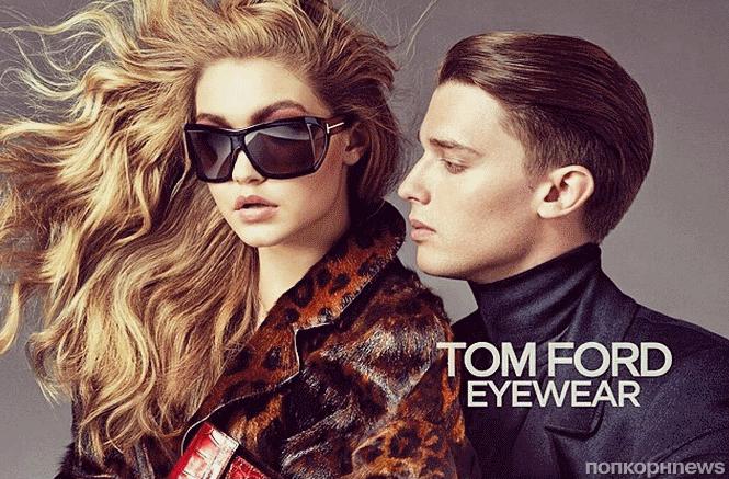 Первый взгляд на Патрика Шварценеггера в рекламе Tom Ford