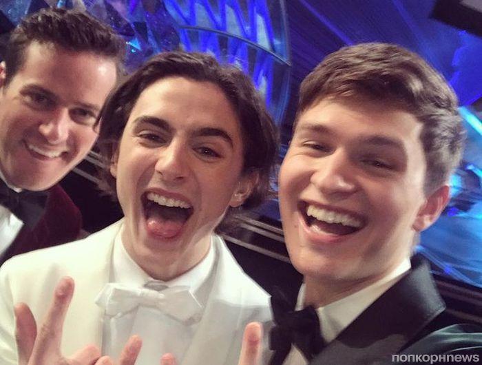 «Оскар» 2018 в звездном Instagram: знаменитости делятся «закулисными» фото с церемонии