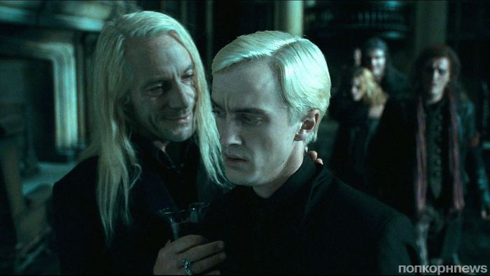 Фанат «Гарри Поттера» сменил имя на Люциус Малфой и хотел усыновить Тома Фелтона