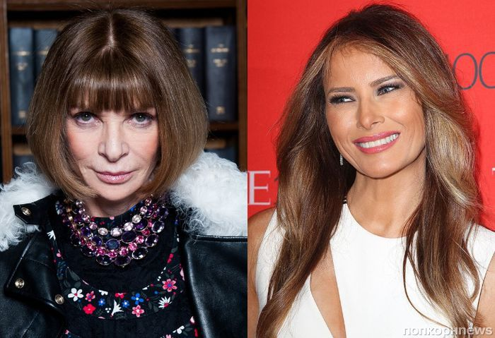 Анна Винтур заявила, что Мелания Трамп не появится на обложке Vogue, и получила достойный ответ от Белого дома