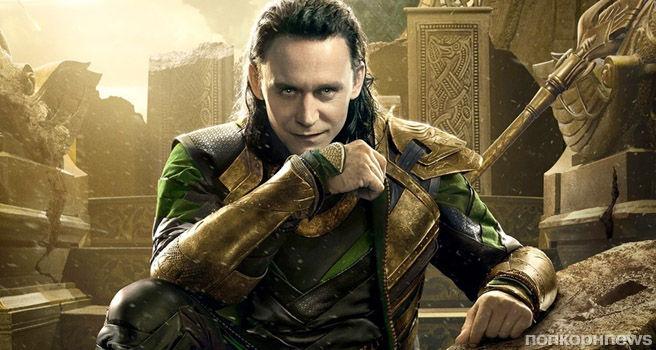 Том Хиддлстон рассказал, что Локи должен был умереть в «Тор 2: Царство тьмы»