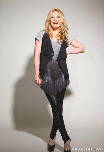 Хилари Дафф создает вещи для DKNY