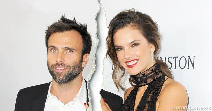 Алессандра Амбросио рассталась с женихом после 13 лет отношений