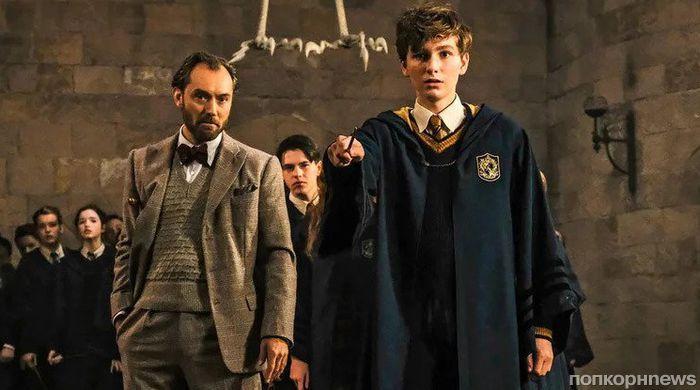 На новом кадре из спин-оффа «Гарри Поттера» нашли киноляп