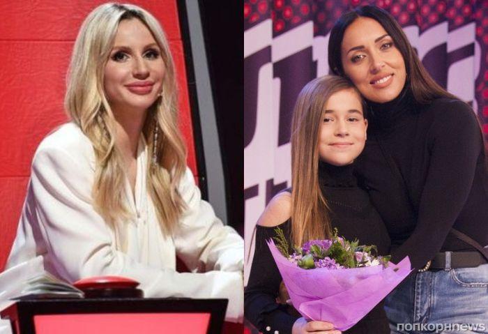 Светлана Лобода не пропустила дочь Алсу в финал шоу «Голос. Дети»