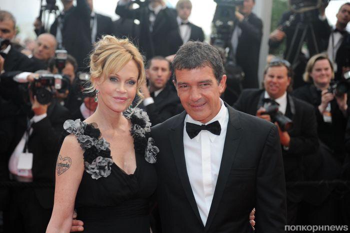 Антонио Бандерас и Мелани Гриффит официально оформили развод