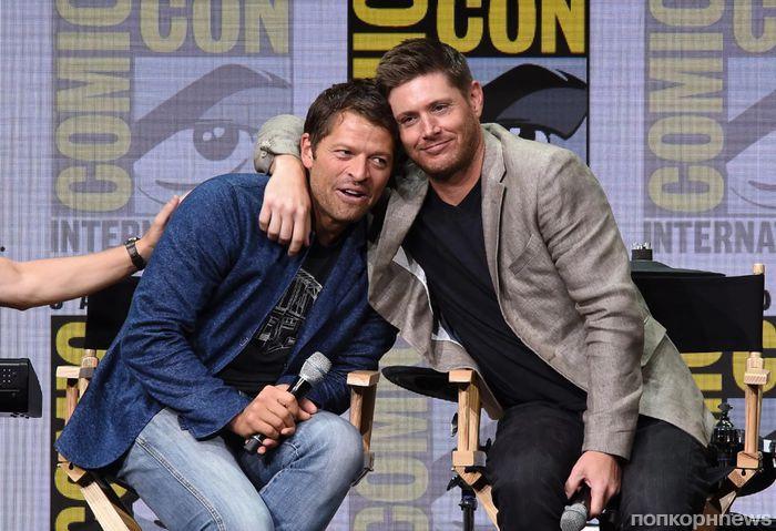 В последний раз: звезды «Сверхъестественного» попрощаются со зрителями на Comic-Con 2019
