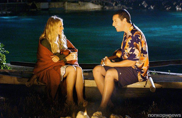 Спойлер: как на самом деле должна была закончиться культовая комедия «50 первых поцелуев»