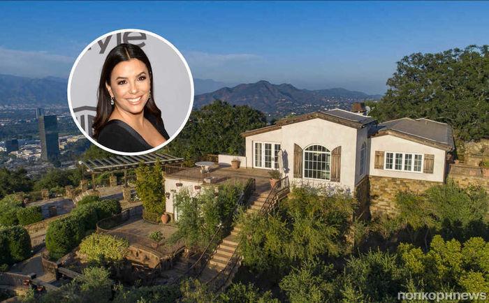 Ева Лонгория продает роскошный особняк за 11 миллионов долларов (фото)