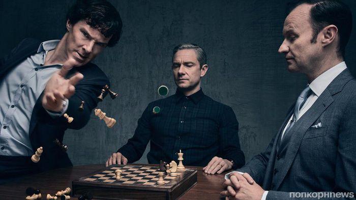 Стивен Моффат вновь подтвердил, что у «Шерлока» будет 5 сезон