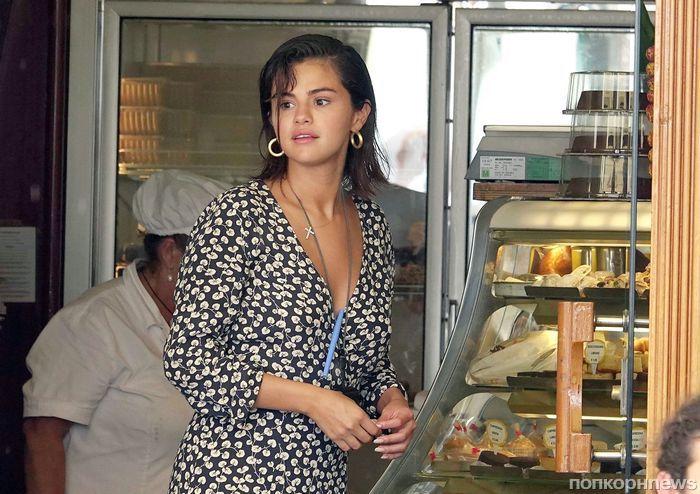 Фото: Селена Гомес отправилась на романтический отдых на Капри