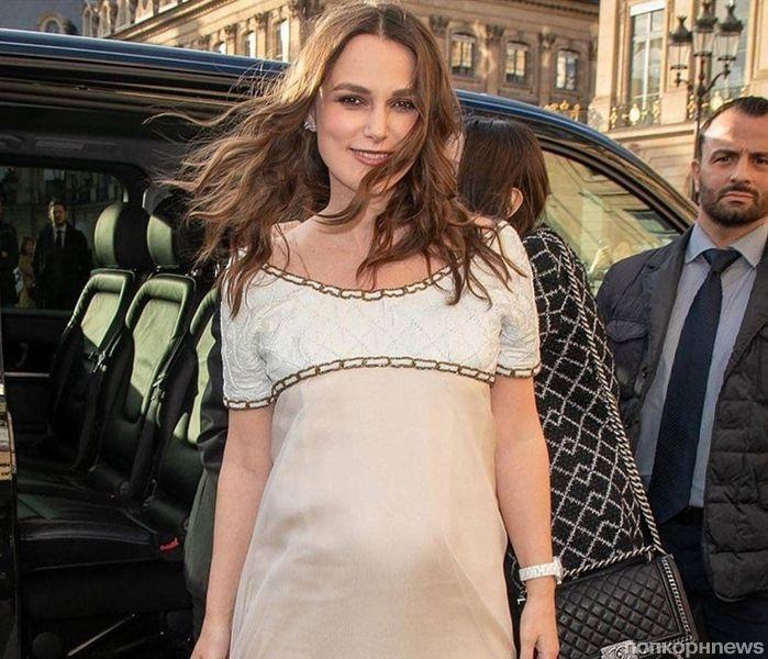 СМИ: Кира Найтли беременна вторым ребёнком